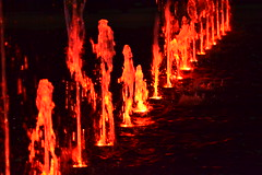 Lava. (Nerea U.) Tags: chile water lava agua fuente fuego osorno