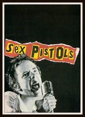 Sex Pistols 0131 (PostCardScan) Tags: punk postcard punkrock pil sidvicious anarchyintheuk stevejones holidaysinthesun johnnyrotten nancyspungen thesexpistols paulcook publicimageltd postcardscan johnlyndon