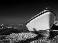 A boat (Mike Ashton) Tags: sea port coast harbor boat seaside nikon harbour hampshire portsmouth milton eastney p7700 uploaded:by=flickrmobile flickriosapp:filter=nofilter