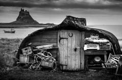 Lindisfarne, Northumberland (DM Allan) Tags: coast northumberland northsea holyisland lindisfarne