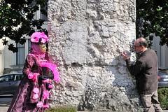 Bruno V. (jomnager) Tags: costume nikon passion carnaval savoie f28 afs masque 1755 aixlesbains rhonealpes d300s venitien