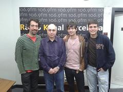 """Se Abre el Telón 13.03.2014 - """"El chico de la última fila"""""""