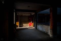 Old building in Chengdu