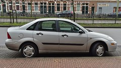 Ford Focus Sedan 2.0i (US-spec) (sjoerd.wijsman) Tags: auto holland cars ford netherlands car sedan silver grey focus gray nederland thenetherlands grau denhaag voiture vehicle holanda autos saloon import paysbas berline olanda fahrzeug niederlande silber zuidholland fordfocus zilver carspotting berlina carspot zilvergrijs stufenheck usspec sidecode6 25012015 89xsgp