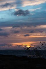Early morning (Infomastern) Tags: sky sun sol clouds sunrise dawn himmel soluppgng trelleborg moln gryning vstrasmbtshamnen