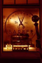 Barber Hazenstraat Amsterdam (tvdijk19) Tags: amsterdam night canon thenetherlands lowkey hazenstraat markiii urbanarte