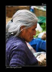 Mujer andina. (Javier Madrigal11) Tags: people persona gente persons jmadrigal