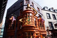 DSC_1843 (MellieRene4) Tags: orlando hp harry potter harrypotter universalstudios hogsmeade 2015 diagonalley