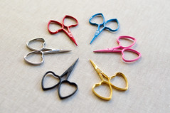 Little Loves Scissors (the workroom) Tags: scissors product kelmscott theworkroom littlelovesscissors kelmscottproductscissors
