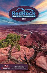 Red Rock Directory Cover (Ryan Moyer) Tags: sunset sky color tree landscape book utah cover deadhorsepoint canyonlands redrocks moab