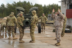 Michigan National Guard (The National Guard) Tags: summer usa mi america training soldier army us force exercise state michigan military air united guard latvia national nationalguard program mission soldiers shield states operation ming partnership guardsmen troops nato participants multinational guardsman airman airmen xiii spp