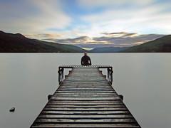 om mani padme hum (kenny barker) Tags: longexposure night scotland dusk lochearnhead