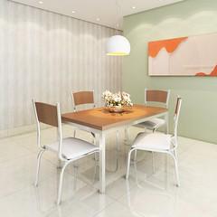 SALA DE JANTAR (domcio ferreira) Tags: art arquitetura cores design 3d arte interiores decorao quadros projetos telas maquetes