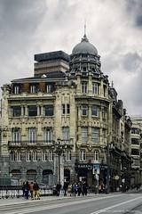 Bilbao-Espaa (las7hesperides) Tags: espaa streets building spain nikon bilbao 1750 28 tamron bizkaia vasco vizcaya calles pais arquitecture cantbrico esukadi d7100