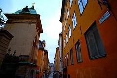 DSCF5331 (Peter Ghita) Tags: city stockholm gamlastan oldcity fujifilmxt1 samyangcsc12mmf20ncscs