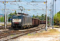 189 999 (atropo8) Tags: italy train nikon merci zug cargo verona treno freight veneto argilla d810 189999 dbcargoitalia