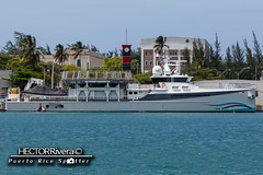UMBRA YACHT (Hector Rivera - Puerto Rico Spotter) Tags: summer t islands yacht flag name marshall gross type 365 build imo 2010 dwt umbra 464 tonnage mmsi 9554652 538071031