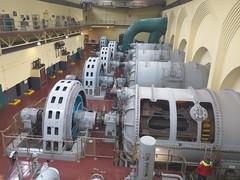 Generators (Alex-Boy) Tags: canada dam columbia british hydroelectric bchydro hydroelectricity