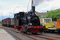 Steam locomotive type Bismarck (christian.horsch) Tags: bad eisenbahn railway steam locomotive bismarck kassel dampflok sohn nauheim wetterau henschel eisenbahnfreunde