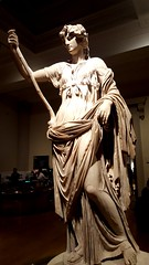 Thalia, The Greek Muse of Comedy (TheBeardedDan87) Tags: sculpture london art muse mythology thebritishmuseum ancientgreece hellenic