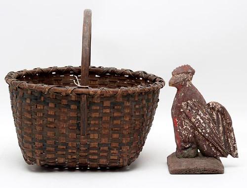 Shenandoah Valley Folk Art Rooster 286.00)