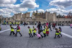 Tower Outing (James Neeley) Tags: london streetphotography toweroflondon jamesneeley