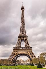 Tour Eiffel (georgechamoun1984) Tags: paris france eiffeltower toureiffel champdemars gustaveeiffel
