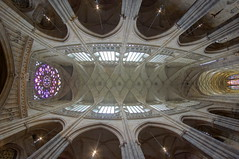 Nave Central Castillo de Praga (Marco Wence) Tags: prague praga praskhrad repblicacheca castillodepraga catedraldepraga