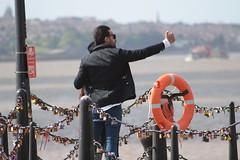 Locked Together (Bluden1) Tags: love liverpool river riverside lifebuoy padlock mersey merseyside