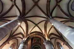 Colonnes Reinacker-107 (MMARCZYK) Tags: france architecture alsace glise gothique 67 voute basrhin xve gilge ludeman gilgeludeman
