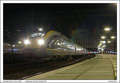 Eurostar 4014/13 - Amsterdam Centraal - 16522 (25-05-2016) (Vincent-Prins) Tags: eurostar 4014 4013 velaro e320 class374 amsterdam centraal 16522