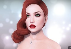 Up On The Silver Screen (Cryssie Carver) Tags: secondlife second life sl cosmopolitan shinyshabby shiny shabby kustom9 elikatira vintagefair vintage fair insol ikon maitreya catwa izzies cae kirin