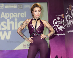 Great British Tattoo Show 2016 (Nick Atkins Photography) Tags: london fashion tattoo lingerie alexandrapalace latex alternative nickatkinsphotography terrialtilar greatbritishtattooshow2016