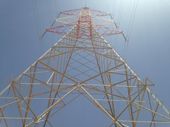 Powerline Tower - Al Ain, UAE (Patrissimo2017) Tags: