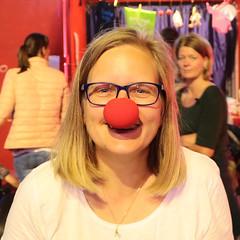 Me as clown (Josette Veltman) Tags: donate cliniclowns cliniclown doneren