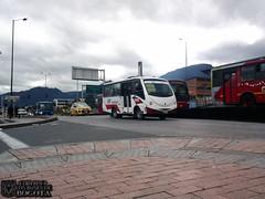 Colectivo Coodiltra 20011 (Los Buses Y Camiones De Bogota) Tags: colombia bogota autobus colectivo 20011 busologia coodiltra