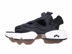 Reebok / INSTA CLASSIC PUMP FURY SANDAL (INZM.) Tags: reebok insta classic pump fury sandal reebokinstaclassic pumpfurysandal shoes limited black fashion sneaker ポンプフューリー サンダル インスタ インスタポンプ