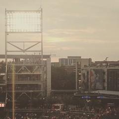 Baseball in summer (lartistamedit) Tags: sunset summer baseball
