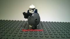 LEGO SUPER REPUBLIC SOLDIER (CUSTOM MINIFIG) lego3130starwars (lego3130starwars) Tags: soldier republic lego super minifig custom lego3130starwars