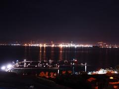 Milazzo_40_1718 (Dubliner_900) Tags: sea seascape nightshot olympus sicily seashore sicilia milazzo notturno micro43 handshold mzuikodigital17mm118 omdem5markii