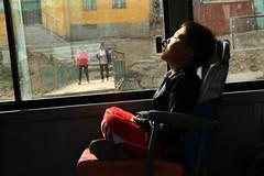 IMG_6045 (TulgaT Photography) Tags: boy window kid chair sleep mongolia tired ulaanbaatar asianboy inthebus beautysleep