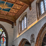"St Olave's church interior<a href=""http://www.flickr.com/photos/28211982@N07/27429541246/"" target=""_blank"">View on Flickr</a>"