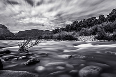 Silk river (Mat Viv) Tags: longexposure trees sky blackandwhite italy water monochrome clouds canon reflections river landscape outdoors daylight rocks silk sigma wave wideangle lucca depthoffield clear tuscany cloudscape whirl ndfilter sigmalens borgoamozzano silkwaters 700d canon700d canoneos700d t5i sigma1750mmf28 canont5i canoneost5i