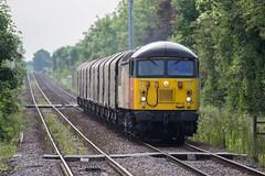 56113.Bingham.7.6.16 (deltic17) Tags: heritage classic grid loco locomotive 56 bingham colas class56 56113 heritagediesel
