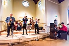_DSC4153-Edit (davefaulkner) Tags: drums bass piano trumpet saxaphone trombone sax mikebennett doublebass philbrown lesterbrown davidclancy andrewclancy markaston