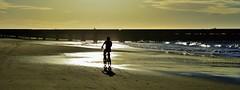 Bike Beach (d_botelho) Tags: bikevscarro vadebike beach bikebeach fimdetarde mar sombra bike