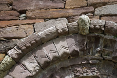 DSC09858 - Kilmalkedar, Irland (HerryB) Tags: photography europa europe photos sony kirche irland eire ruine fotos alpha tamron brendan gotik kapelle oghamstone gotisch 2016 ogham bechen contireisen sonyalpha77 sonyalpha99 heribertbechen maxwolters herryb kilmalkeldar