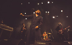Ty Segall and the Muggers at the Forum, London June 24, 2016 (littletrousers) Tags: theforum tysegall mikalcronin