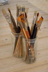 Schilderfestival Noordwijk 2016 (klaroen) Tags: true pencils lyon nederland brush paintbrushes noordwijk penseel schilderfestival penselen lyonse