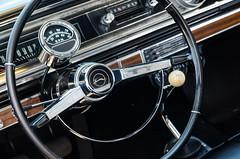 R.P.M. (GmanViz) Tags: color chevrolet car nikon automobile interior ss dashboard impala steeringwheel gearshift 1965 409 tachometer gmanviz d7000